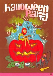 Halloween Party -