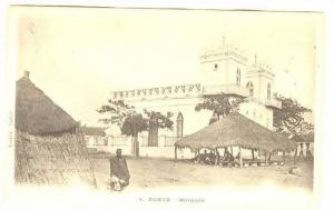 Mosquee, Dakar, Senegal, Africa, 1900-1910s