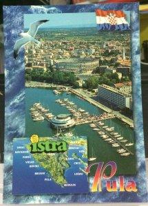 Croatia Istra Pula - unposted