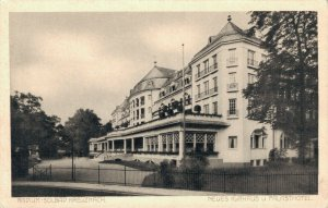 Germany Radium Solbad Kreuznach Neues Kurkhaus u Palasthotel 03.24