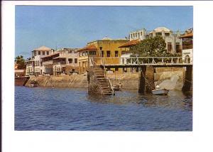 Sea Front Dock, Lamu,  Kenya