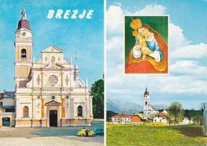 Yugoslavia Slovenija Marija Pomagaj Z Brezje Multi View