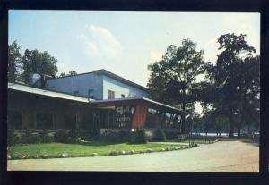 Richland, Michigan/MI Postcard, Gull Harbor Inn, 1960's?