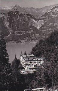 Schweiz Park Hotel Giessbach Brienzersee Berner Oberland Photo