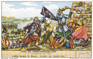 Liebig S1646 Ivan The Terrible No 3 Verdediging van Pskov
