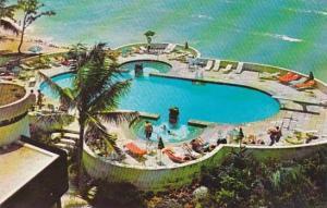 Barbados Hilton Hotel Swimming Pool