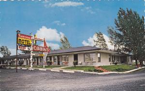 Motel Bienvenue, Douville, St Hyacinthe, Quebec, Canada, 40-60's
