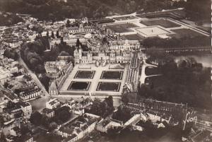 France Fontainbleau Le Chateau et la Cour des Adieux