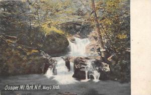 New Hampshire Ossipee , Mt. Park , Mary's Arch Bridge