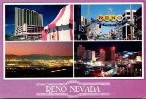 Nevada Reno Multi View