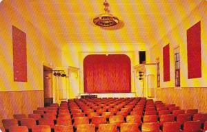 Indiana Elkhart Bristol Opera House Interior