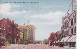 Main Street, Looking South, SALT LAKE CITY , Utah , 00-10s