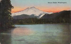Washington Mount Baker Curteich
