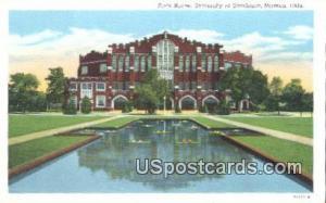 Field House, University of Oklahoma Norman OK Unused