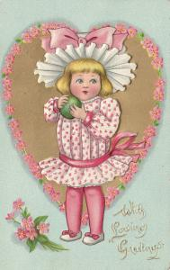 VALENTINE'S DAY: TUCK DAINTY DIMPLES Series No.3 , 1910-10s, # 9