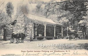 Camp Comfort - Woodbourne, New York