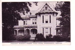 President Truman's Summer White House, Independence, Missouri, Lambert Moon P...