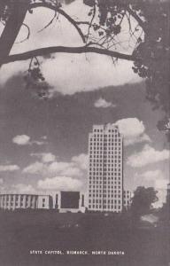 North Dakota Bismark State Capitol Building