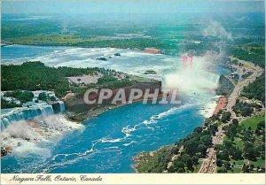 Postcard Modern Niagara Falls Ontario Canada
