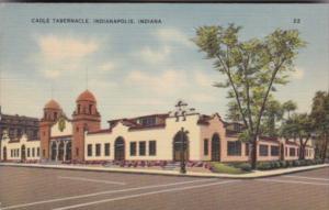 Indiana Indianapolis Cadle Tabernacle 1943