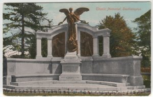 Hampshire; Titanic Memorial, Southampton PPC By W, Unposted, c 1910's