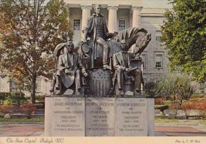 The State Capital Ralegh North Carolina