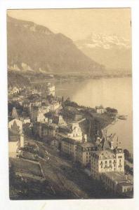 Territet et la Dent du Midi, Valais, Switzerland, 1900-1910s