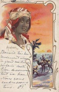 Arabien , 1901