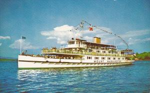 Motor Vessel Mount Washington 1958