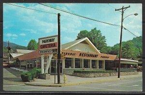 Tennessee, Gatlinburg - Parkway Cafeteria - [TN-041]
