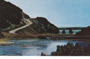 Cabot Trail , Cape Breton Island , Nova Scotia , Canada , PU-1964