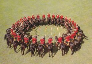 Canada Royal Canadian Mounted Police Musical Ride