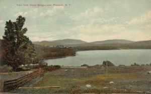 LAKE PLEASANT, New York, 00-10s; View from Camp Setag