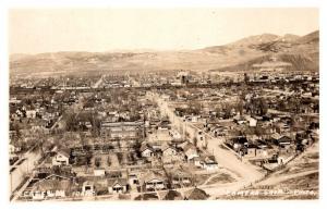 Idaho , Aerial View of Pocatello   , RPC