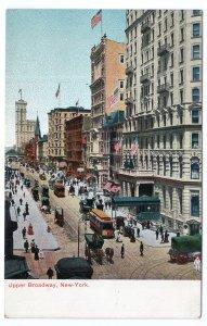 Upper Broadway, New York