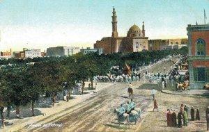 Egypt Arrivee du Mahmel 03.02