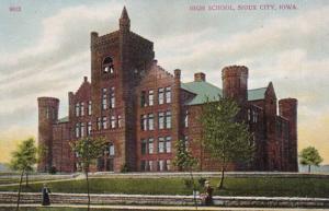 Iowa Sioux City High School
