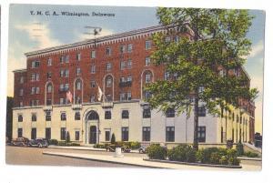 YMCA Wilmington DE Linen Y. M. C. A. Linen 1941