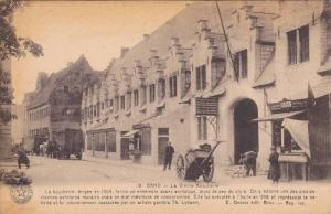 GAND, La Vielle Boucherle, East Flanders, Belgium, 10-20s