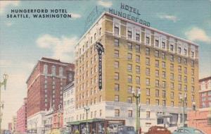 Washington Seattle Hungerford Hotel