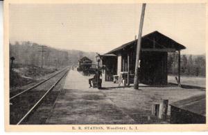 Woodbury, Long Island R..R. Station