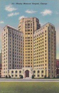 Illinois Chicago Wesley Memorial Hospital