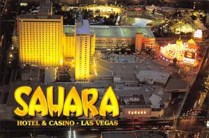 Sahara Hotel & Casino - Las Vegas, Nevada, USA