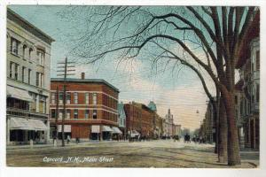 New hampshire  Concord  Main Street