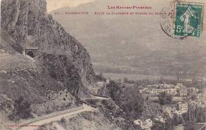 Route De Cauterets Et Tunnel Du Chemin, Pierrefitte, France, PU-1908