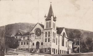 RP: Trinity Methodist Church , NELSON , B.C. , Canada , PU-1911