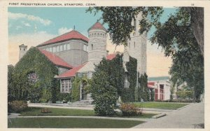 STAMFORD, Connecticut, 1900-10s; First Presbyterian Church