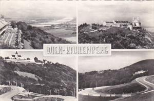 Aistria Vienna Wien Kahlenberg 1957 Photo