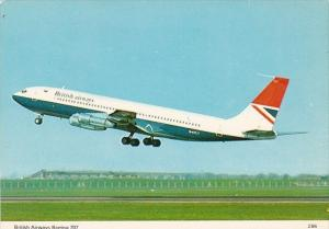 British Airways Boeing 707