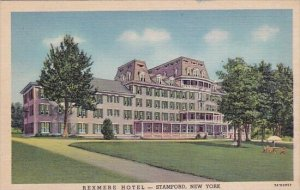 Rexmere Hotel Stamford New York